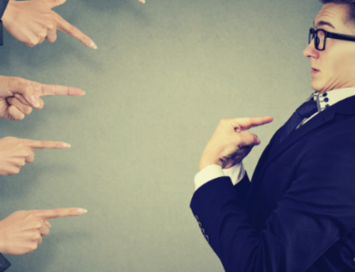 It's Not Me, It's You. Accountability in the Workplace